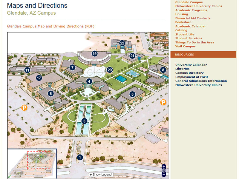 mt hood community college campus map image collections